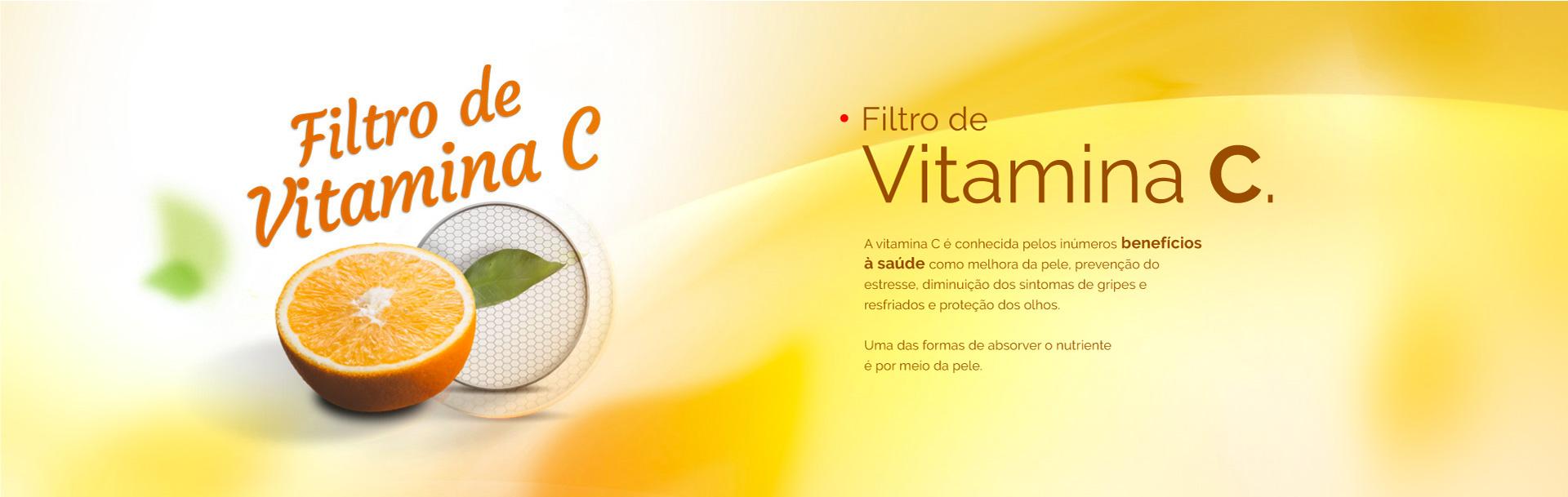 Filtro Vitamina C